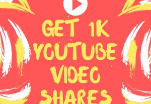 GET 1000 YOUTUBE VIDEO SHARES | LIFE GUARANTEE | SKYROCKET YOUR CHANNEL | INCREASE VIDEOS VIEWS | YouTube SEO