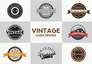 I Will Design an Awesome Business Badge or Vintage Logo for Your within 24 hours