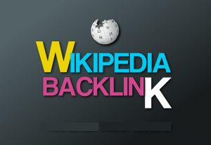 Create Most Powerful Niche Relevant Wikipedia Backlink