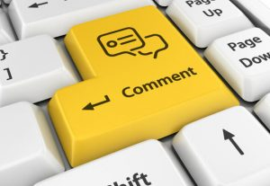 Add 50+ comments to a post or photo on your social media to improve SEO and PR