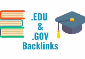 Build 25 EDU/GOV Profile backlinks All Unique domains