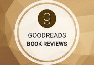 Post 2 compelling review of your book on Goodreads