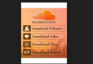 SoundCloud 200 Followers or Likes or Repost