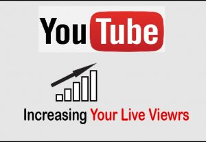 Get 5000+ YouTube Live Stream View