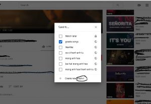 Youtube playlist – favorite : 60 favorite-playlist for your video youtube