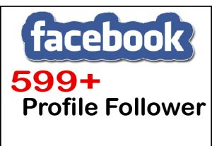 GET Instant 599+ Facebook Real Follower For5$
