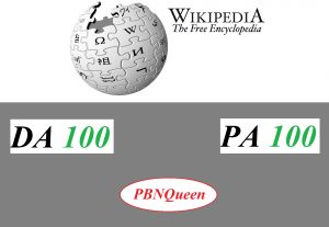 I will create WIKIPEDIA Backlinks [Permanent, Niche Relevant]