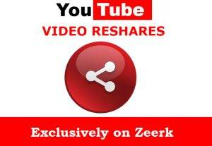 Add 100+ YouTube Reshares to Your YouTube Video