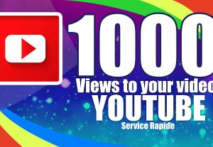 Provide 1000+ Quality video Youtube Ve use and 10 Liqes to your video for $6