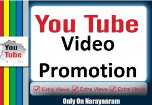 I will give you YouTube Video Promotion Social Media Marketing