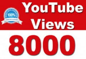 Give 8000+ FAST HQ Youtube Vuse 25 Liqes In less then 24 – 48 Hours for $30