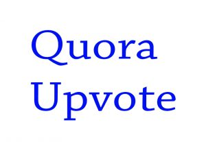 250+ Quora Upvote to Your Answer