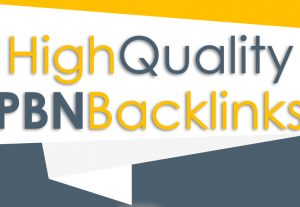 Build 10 High PA DA TF CF HomePage PBN Backlinks – Dofollow Quality Links for $10
