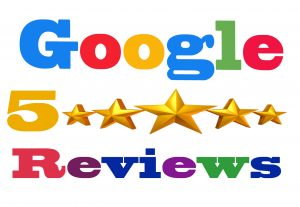 I will give 10 permanent google review for your website