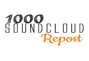 I will give you 1000+ soundcloud repost non drop high quality and super fast delivery