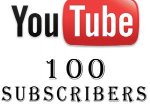 I Will Give You 100+ YouTube Subscribers. Non-Drop Guaranteed