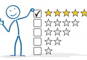 Yelp, Trustpilot, Sitejabber or Google reviews