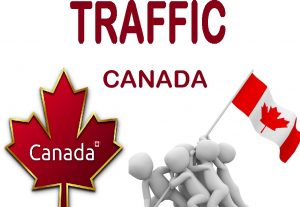 drive  CANADA visitors to your Link web shop product with extras