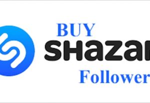 1000+ Shazam Followers High Quality and Non Drop – Instantly