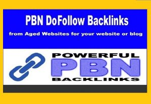 Do 5 pbn backlinks with high domain metrics to improve ranking