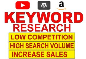 I will do creative SEO keyword research and competitor analysis