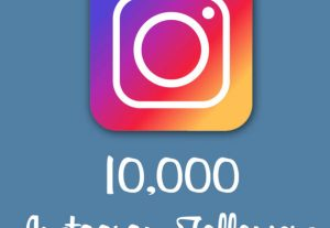 I'll Provide 1,000+ Instagram Followers towards on your Profile, Lifetime Guaranteed