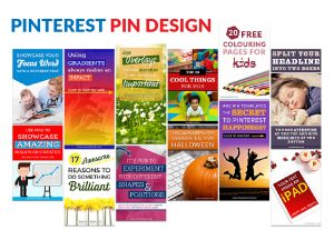 I will design the eye-catching Pinterest pin that gets attention
