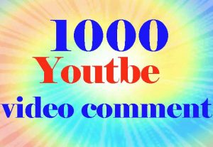 Guaranteed1000 Custom Comments Via Active User Super Fast Non Drop