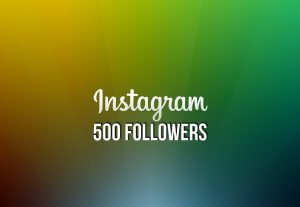 500+ Instagram Followers Give You Super Fast