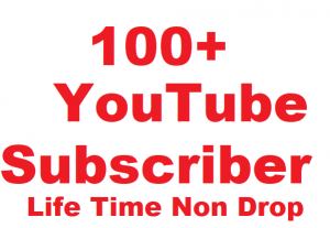 150+ YouTube Subscribers Non Drop Give You