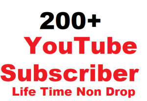 200 YouTube Subscriber Give You