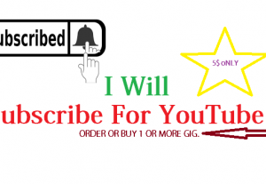 Get Your First 100 Subscribers on your YouTube channel