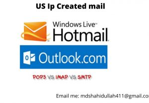 Get 100 pics – Hotmail Accounts