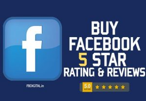 Buy 20 Facebook 5 Star Rating/Reviews | NoN-Drop | Fast Delivery | 30 Days Refill