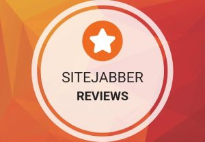 I will provide 01 custom site-jabber 5 star Review (Non-Drop)