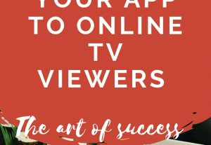 Promote Mobile App on online TV channel 100,000 viewers.
