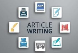 I WILL WRITE ARTICLE FOR YOUR BLOG or WEBSITE  ON ANY CATEGORY