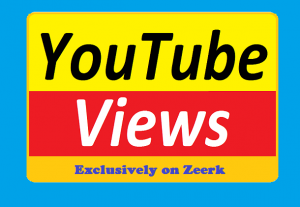 Add High Quality 1000 Organic YouTube Views