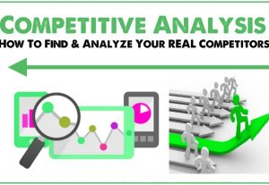 perform competitor analysis for your website
