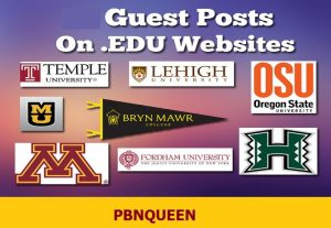 Publish High Authority Edu Guest post From USA Universities (dofollow backlinks)
