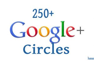 I will add  Google 250 Cirlces