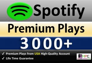 We Provide 3000+ ORGANIC Premium Plays From USA / Europe / Australia Real Real and Active Users Guaranteed