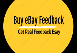 Buy eBay Feedback and Verified Purchase Reviews