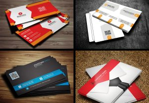 I will design outstanding business card with two concepts