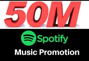 I will promote your Spotify Music to 50 million people(best offer).