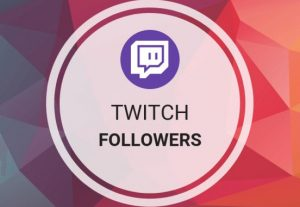 Get 1000 Twitch Followers Mixed