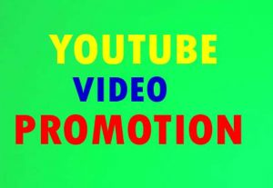 1000+YOUTUBE VIEWS HIGH RETENTION