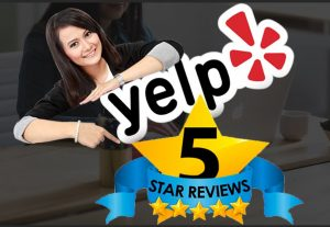 I will Give you 2 Amazing Yelp review in 6 hours