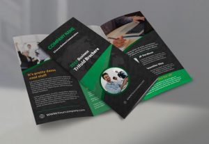 I will design professional trifold or bifold brochure within 5 hrs