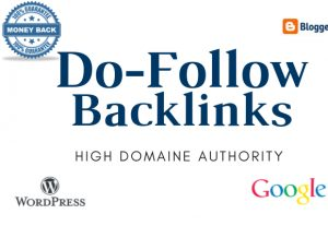 100 Do-Follow Backlinks Permanent Mix Platforms Profiles Contextual